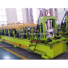 Automatic C Channel Steel Purling Roll Forming Machine