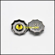 Flower Shape Metal Snap Button