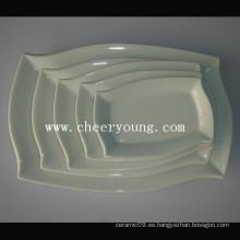 Vajilla de porcelana (CY-P12486)