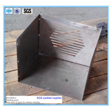 Sheet Metal Cutting Fabrication