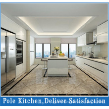 2017 Solid Wood/PVC Kitchen Cabinet