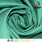 Softtextile dyed cotton/polyester workwear twill fabric