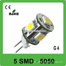 G4 führte DC12 & 24V G4 LED-Beleuchtung