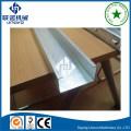 Профилированные стальные стержни U / C