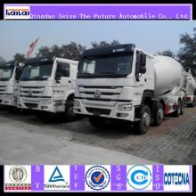 Caminhão Betoneira Sinotruck HOWO 9m3