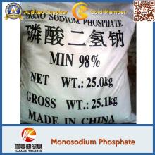 Msp anhidro, fosfato monosódico, monohidrato de fosfato monosódico