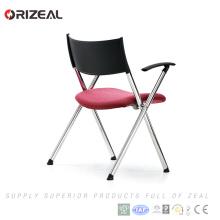 El precio competitivo de Orizeal utilizó sillas plegables sillas de sala de espera de oficina baratas Suministro limitado (OZ-OCV004C)