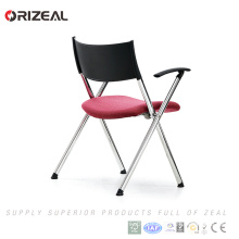 Orizeal Competitive price used foldable chairs cheap office waiting room chairs Limited supply(OZ-OCV004C)