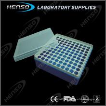 1,5-миллиметровая пробирка для центрифуги с 100 отверстиями