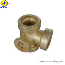 OEM Custom Brass/Copper Casting with Investment Casting