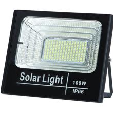 Водонепроницаемый наружный солнечный прожектор IP65