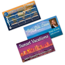 Create your own design magnet business card