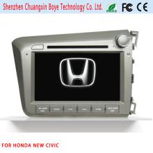Автомобильный DVD-плеер с GPS-навигацией для Honda New Civic