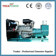 50Hz Doosan Engine 175kw Diesel Generator Set