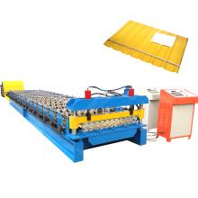 Color Steel Metal Roof Panel Sheet Making Forming Machine