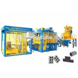 new QTY4-15 diesel enginee grass brick making machine
