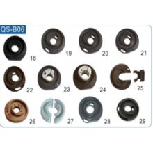 Pièces détachées pour machines à broder