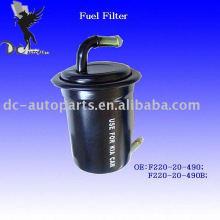 Filtro de combustible diesel F220-20-490 para Mazda, Ford