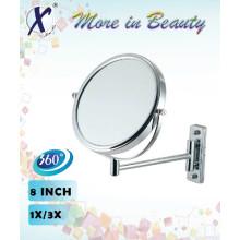 8 polegadas lados dupla parede espelho compactos (J833B)