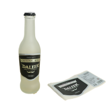 Chinese supplier professional factory professional wine sticker label