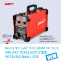 China Professional manufacturer Inverter DC Pulse MMA welder welding machinery mma200p