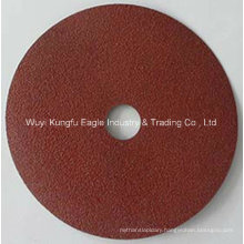 5′′ Abrasives Aluminium Oxide Fibre Disc for Metal