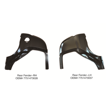 Rear Fender for RENAULT CLIO2