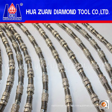 High Quality Vacuum Brazed Diamond Wire for Marble Concrete