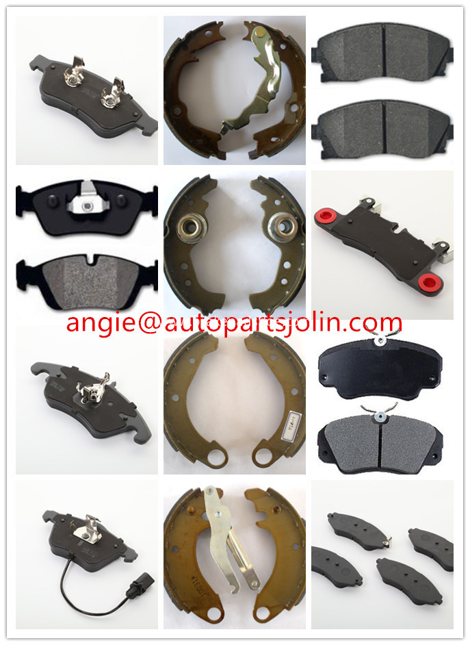 chinese brake shoes factory