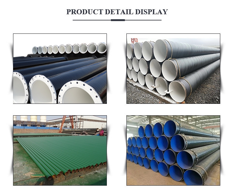 Epoxy Resin Coated Steel Pipe