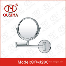 Double Side Wall Mounted Round Makeup Mirror