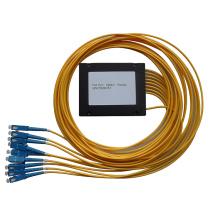 Divisor del PLC de la fibra óptica del precio bajo 1: 8 de Piogoods de alta calidad para la comunicación de huawei cisco
