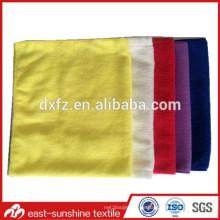Bulk Custom billig Mikrofaser Handtuch