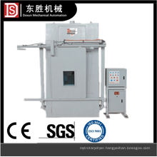 Enclosed Vibrating Shell Machine for Investment Casting