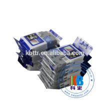 Label Maker fita de etiqueta laminada impressa tz231 12mm de largura fita de fita preta laminada em branco