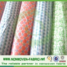 Matratzenbezug Fabic Material 100% PP Non Woven Stoff bedruckt