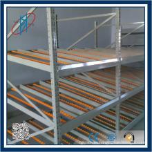 Rack de almacenamiento de rollo de metal
