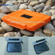 Caso plástico impermeable del nuevo diseño (LKB-4001)