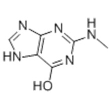6-HYDROXY-2-METHYLAMINOPURINE CAS 10030-78-1
