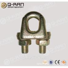 Revestidos de zinc de tipo comercial una abrazadera de cable de tipo