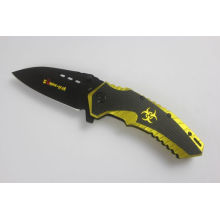 Stainless Steel Folding Knife (SE-1008)