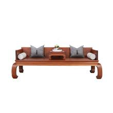 Lit Arhat en bois de style chinois Canapé-lit en bois