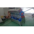 pulverização manual, em equipamento de cromo