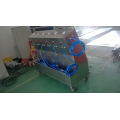 manual spray on chrome equipment