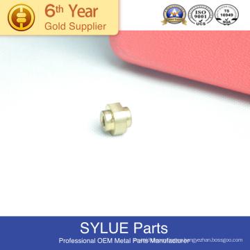 Mecanizado de cuarzo de alta precisión de Ningbo para el importador de lingotes de aluminio
