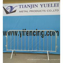 Clôture en mèche métallique soudée / Australie Clôture en maille soudée galvanisée standard