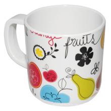 Меламин фрукты цветок кружка/меламин пищевой посуды (GD617H)