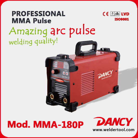MMA180P arc pulsed welding machine