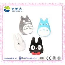 Япония аниме Totoro Плюшевые игрушки Фаршированная подушка подушки мультфильм