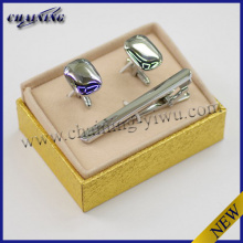 2014 China Wholesale Fashion Jewellery Tie Clips and Cufflinks Sets